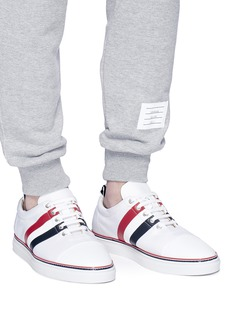 Thom Browne Stripe panel sneakers