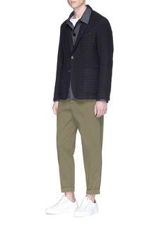 Barena 'Cornaro' padded shirt jacket