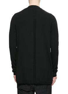 RICK OWENS 羊毛针织外套
