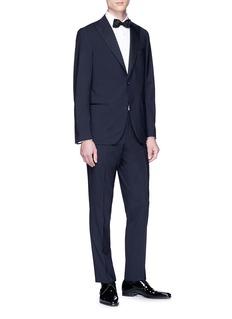 Lardini Wool tuxedo suit