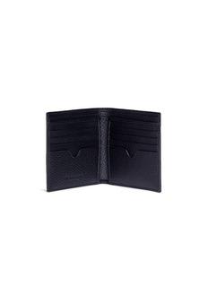 Alexander McQueen Calfskin leather bifold wallet