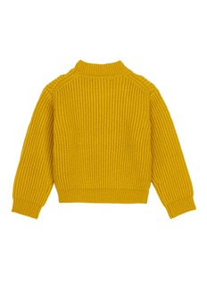 Comme Moi Wool blend kids sweater
