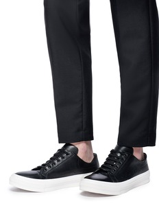 Alexander McQueen Calfskin leather sneakers
