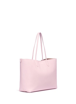 Detail View - Click To Enlarge - Alexander McQueen - Medium leather shopper tote