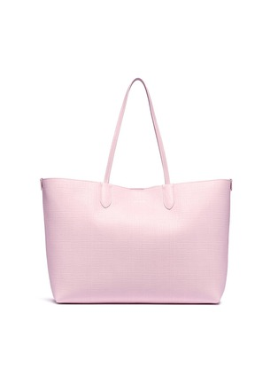 Main View - Click To Enlarge - Alexander McQueen - Medium leather shopper tote