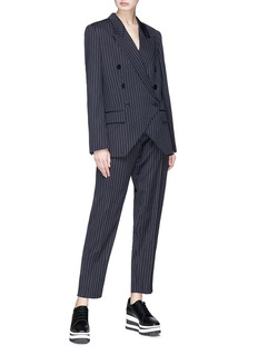Stella McCartney 'Kassidy' pinstripe pants