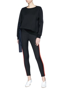 Stella McCartney Stripe outseam jogging pants