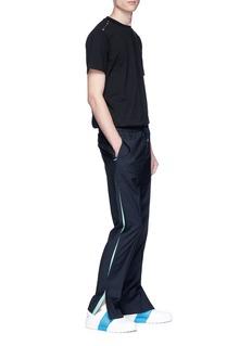 Valentino Stripe outseam jogging pants