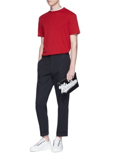 Valentino 'Rockstud Untitled 09 Rosso' T-shirt