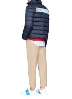VALENTINO Always英文字绗缝夹克
