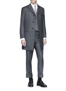 Thom Browne Wool twill pants
