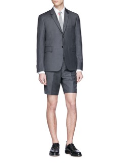 Thom Browne Wool twill shorts
