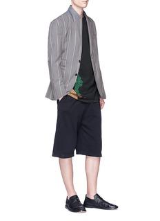 Damir Doma 'Paro' raw edge sweat shorts