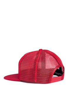 Nine One Seven 'Club' logo embroidered baseball cap