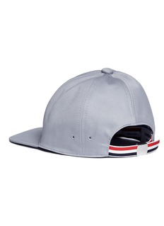 Thom Browne Twill baseball cap