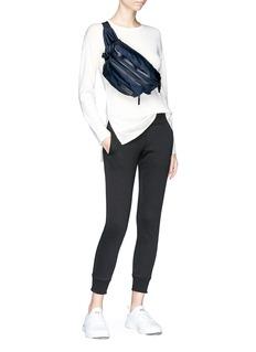Calvin Klein Performance Slim fit cropped sweatpants