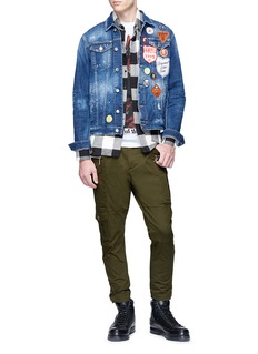 Dsquared2 Twill cargo pants
