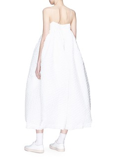 Cecilie Bahnsen 'Beth' puff midi dress