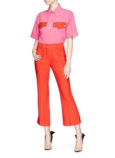 CALVIN KLEIN 205W39NYC Half-zip shirt