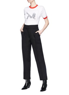 CALVIN KLEIN 205W39NYC Graphic print T-shirt