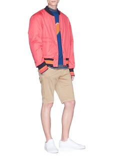 PS by Paul Smith 'Ice Lolly' intarsia Merino wool sweater