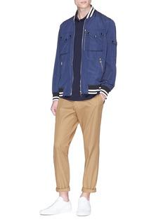 Paul Smith Cargo pocket bomber jacket