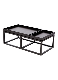 NORR11 Tray coffee table – Black
