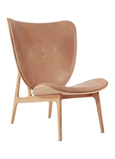 NORR11 Elephant chair – Natural/Camel