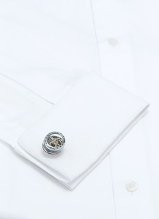 Tateossian 'Panorama' Tourbillon watch cufflinks