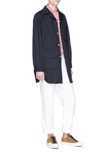 Acne Studios 'Malvel' cargo pocket shirt