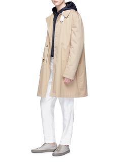 Acne Studios 'Marwy Face' hooded windbreaker jacket