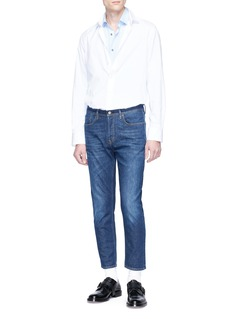 Acne Studios 'River' slim fit cropped jeans