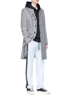 Acne Studios 'Mawin Prince' houndstooth coat