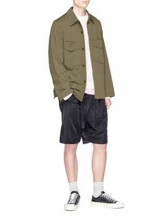 Acne Studios 'Mawel' flap pocket overshirt