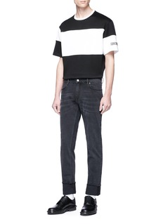 ACNE STUDIOS North Used水洗修身牛仔裤