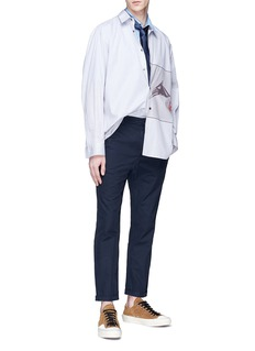 Marni Cropped suiting pants