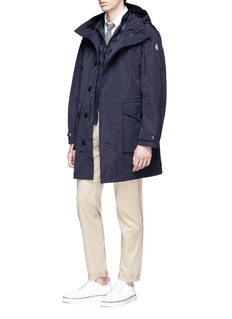 Moncler 'Guiers' hooded parka