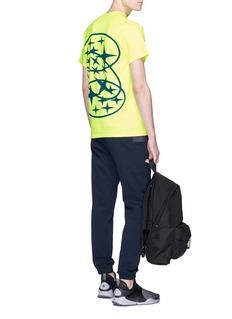 UNITED STANDARD 'Impreza' graphic print T-shirt