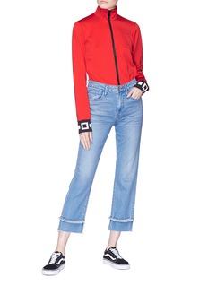 Proenza Schouler PSWL graphic cuff track jacket