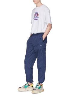 Balenciaga Detachable panel track pants