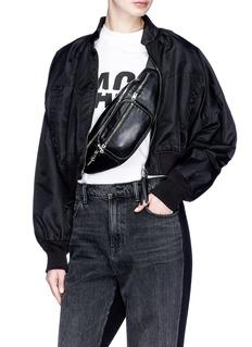 Alexander Wang  Leather bum bag
