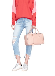 Golden Goose 'Equipage' leather top handle bag
