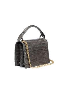 Nancy Gonzalez Crocodile leather crossbody bag