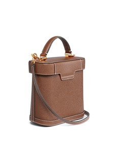 Mark Cross 'Benchley' saffiano leather binocular bag