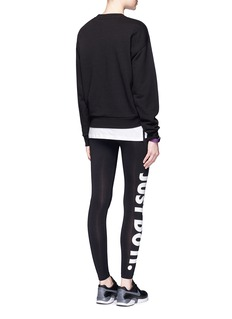 Nike'Leg-A-See Just Do It' leggings