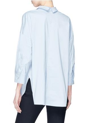Back View - Click To Enlarge - KUHO - 'Tonet' shirt