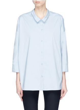 Main View - Click To Enlarge - KUHO - 'Tonet' shirt