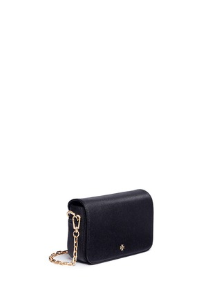 Detail View - Click To Enlarge - Tory Burch - 'Robinson' saffiano leather crossbody bag