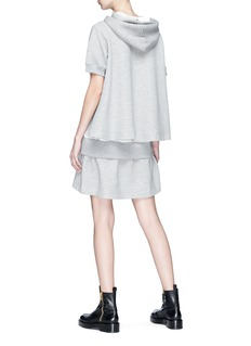 Sacai Hoodie dress