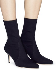 Stuart Weitzman 'Axiom' stretch mid calf boots